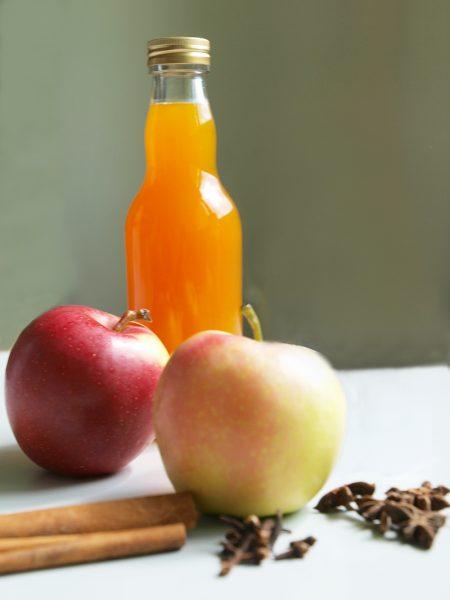 Punsch-Apfel-Grundstoff