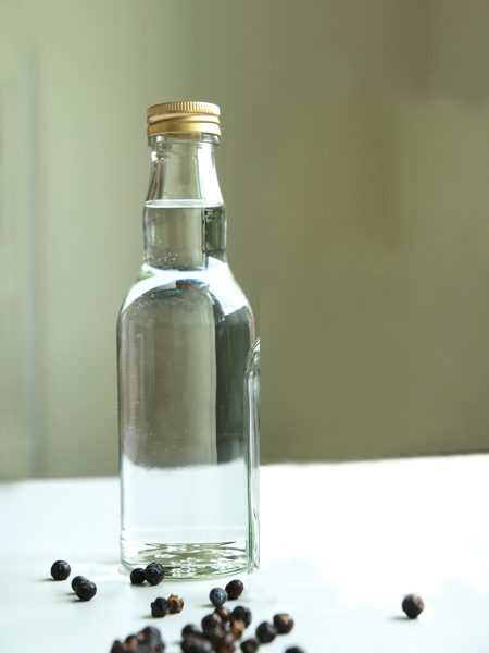 Gin-Wacholder Aroma